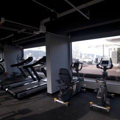 Отель G Penthouse фитнесс-зал фото 2
