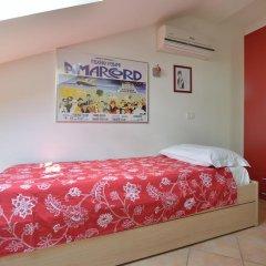 Отель Amarcord B&B Стандартный номер с различными типами кроватей (общая ванная комната) фото 2