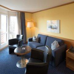 Отель STAY@Zurich Airport 2* Номер Комфорт с различными типами кроватей фото 9
