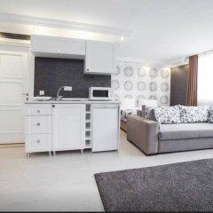 Отель Defne Suites Апартаменты с различными типами кроватей фото 21