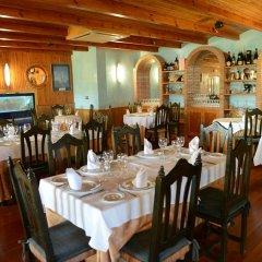 Отель Hostal Cabo Roche питание