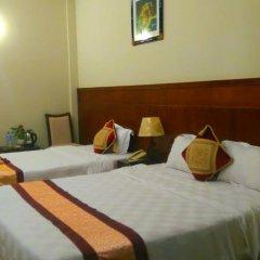 Gold Hotel Hue 3* Стандартный номер с различными типами кроватей фото 2