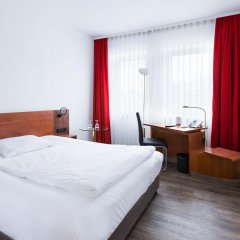 DORMERO Hotel Dresden Airport 4* Стандартный номер с различными типами кроватей фото 2