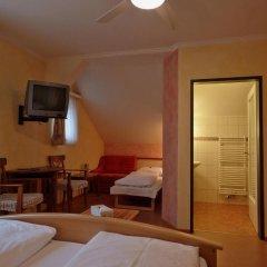 Отель Itzlinger Hof 3* Стандартный номер фото 6