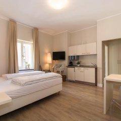 Отель Apartmenthaus Hohe Straße Дюссельдорф в номере фото 2