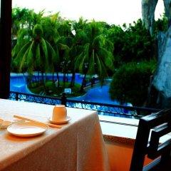 Отель Sanya Jinglilai Resort балкон