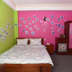 Отель Ken's House Backpackers Downtown 2 2* Номер Делюкс фото 30