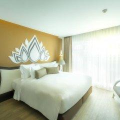 Anajak Bangkok Hotel 4* Номер Делюкс с различными типами кроватей фото 4