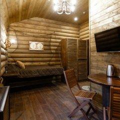 Hotel LogHouse Стандартный номер разные типы кроватей фото 3