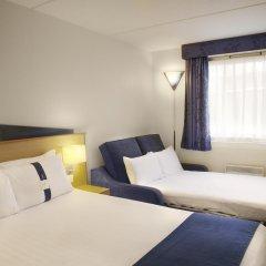 Отель Holiday Inn Express Glasgow Theatreland 3* Стандартный номер двуспальная кровать фото 4