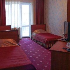 Гостиница Плаза 4* Номер Делюкс разные типы кроватей