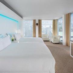 Отель St Martins Lane, A Morgans Original 5* Апартаменты с различными типами кроватей