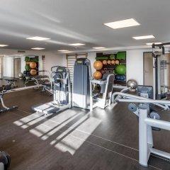 Hotel Allegro Bern фитнесс-зал фото 4