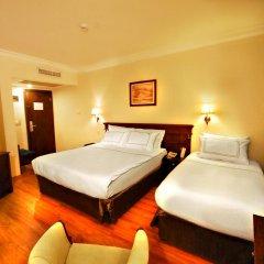 Hotel Golden Crown 3* Стандартный номер с различными типами кроватей фото 2