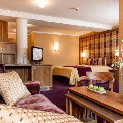 Отель Das Central – Alpine . Luxury . Life 5* Полулюкс с различными типами кроватей фото 2