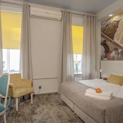 Апарт-Отель Наумов Лубянка Номер категории Эконом с двуспальной кроватью фото 4
