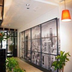 Отель Escale Hotel Бельгия, Брюссель - отзывы, цены и фото номеров - забронировать отель Escale Hotel онлайн интерьер отеля