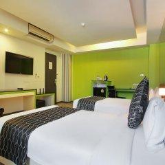 Отель Klassique Sukhumvit Бангкок комната для гостей фото 2