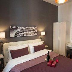 Отель Capone Al Vaticano комната для гостей