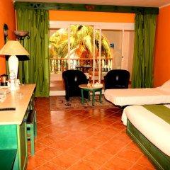 Отель Arabia Azur Resort 4* Стандартный номер с различными типами кроватей фото 18