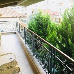 Отель Eliza Албания, Тирана - отзывы, цены и фото номеров - забронировать отель Eliza онлайн балкон