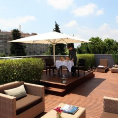 ABaC Restaurant & Hotel 5* Люкс с различными типами кроватей фото 8