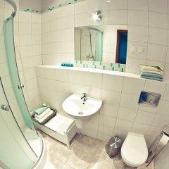 Отель Villa Atelier Польша, Познань - отзывы, цены и фото номеров - забронировать отель Villa Atelier онлайн ванная