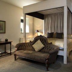 Отель Chilston Park Hotel Великобритания, Мейдстоун - отзывы, цены и фото номеров - забронировать отель Chilston Park Hotel онлайн комната для гостей фото 2