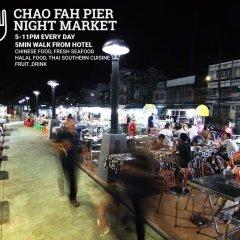 Отель Krabi City Seaview Краби развлечения