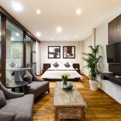 Отель Aleesha Villas 3* Вилла Делюкс с различными типами кроватей фото 6