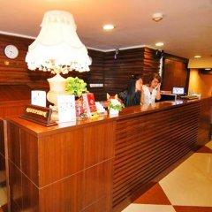 Отель Grand Lucky Бангкок интерьер отеля фото 3