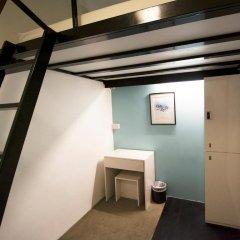 Отель 5footway.inn Project Boat Quay 2* Стандартный номер с двуспальной кроватью фото 7