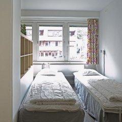 Slottsskogen Hotel 2* Студия с различными типами кроватей фото 4