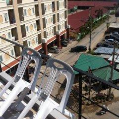 Отель Ok Place Паттайя спортивное сооружение
