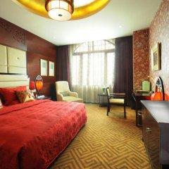 Отель Juny Oriental Hotel Китай, Пекин - отзывы, цены и фото номеров - забронировать отель Juny Oriental Hotel онлайн комната для гостей фото 3