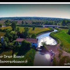 Отель B&B Mulino Orso Bianco Италия, Мартеллаго - отзывы, цены и фото номеров - забронировать отель B&B Mulino Orso Bianco онлайн парковка