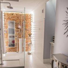 Отель Apartamenty Ambasada Улучшенные апартаменты с различными типами кроватей