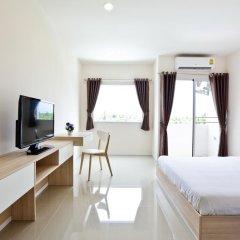 Отель Rangh Place Студия с различными типами кроватей фото 3