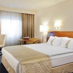 Отель Holiday Inn Istanbul City 5* Стандартный номер с различными типами кроватей фото 2