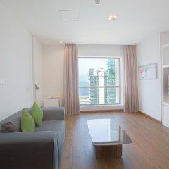 Ramada Hotel & Suites by Wyndham JBR 4* Номер Делюкс с двуспальной кроватью фото 9