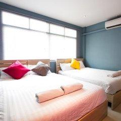 Отель The Mix Bangkok - Silom 3* Стандартный номер фото 4