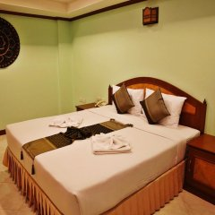Отель Baan SS Karon 3* Номер Делюкс с различными типами кроватей фото 10