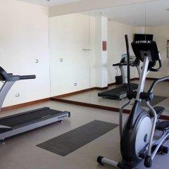 Отель Best Western Cumbres Inn Cd. Cuauhtémoc фитнесс-зал фото 2