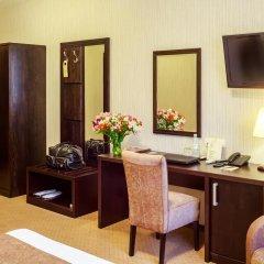 Taurus Hotel & SPA 4* Улучшенный номер с двуспальной кроватью