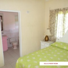 Отель The Crest Conference & Retreat Center 3* Вилла Делюкс с различными типами кроватей