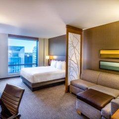 Отель Hyatt Place Washington DC/National Mall 3* Стандартный номер с различными типами кроватей фото 2