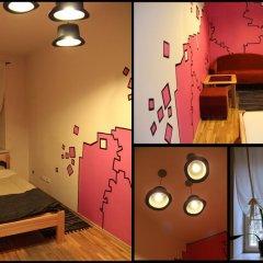 Pogo Hostel Стандартный номер с различными типами кроватей