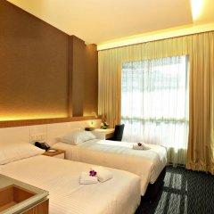 The Seacare Hotel 3* Улучшенный номер с двуспальной кроватью фото 2
