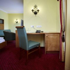 Hotel Restaurant Untersberg 4* Стандартный номер фото 9