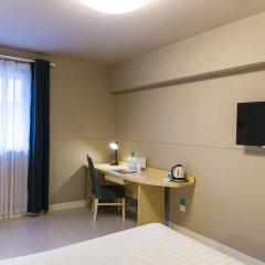 Отель Jinjiang Inn Shanghai Maotai Road Branch удобства в номере